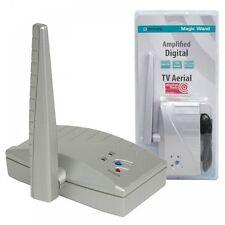 Mercury Digital TV Amplified Indoor Aerial ST14 Magic Wand Amp Omnidirectional