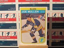 1982-83 O-Pee-Chee #307 Joe Mullen RC