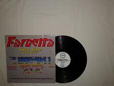 """Fargetta–This Time (Sexy Night)-Disco 12"""" 33 Giri Vinile ITALIA 1994 Euro House"""