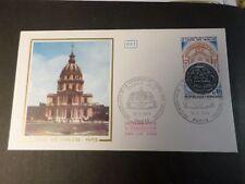 FRANCE 1974, FDC HOTEL DES INVALIDES, ARCHITECTURE, VF FDC, TP 1801
