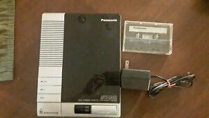 Easa Phone Panasonic Answering Machine - 2 Cassettes, Model KX-T1450