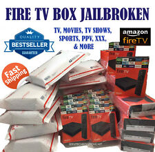 IN STOCK AMAZON FIRE TV 4K JAlLBROK3N DROIDBUDDY H@CK3D APPS WATCH ANYTHING FREE