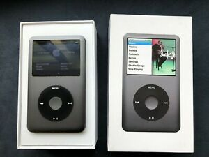 Apple iPod Classic 6G 7G 128GB SSD - MB565 120GB - OVP - sehr guter Zustand