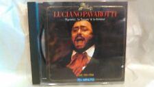 Rare Luciano Pavarotti Live 1961-1966 Rigoletto La Traviata 1988 SPA      cd2432