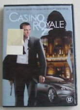 DVD CASINO ROYALE - JAMES BOND 007 - Daniel CRAIG - NEUF