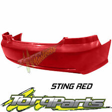 REAR BUMPER BAR STING RED SUIT HOLDEN COMMODORE VZ EXECUTIVE SEDAN 04-07