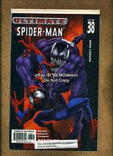 2003 Ultimate Spider-Man #38 DF Signed Art Thibert Marvel Comics Dynamic Forces