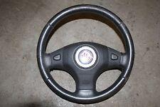 MG ZR /ZSMGF/MGTF/MG TF Black Leather Steering Wheel