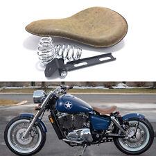"For Honda Shadow Spirit 750 1100 Softail Solo Seat Spring Bracket Motorcycle 13"""