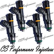 OEM Bosch Fuel Injectors Set (4) 0280158103 Rebuilt by Master ASE Mechanic USA