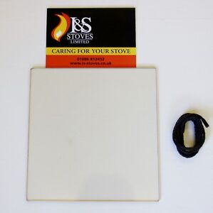 Esse Replacement Stove Glass with FREE Gasket - All Models