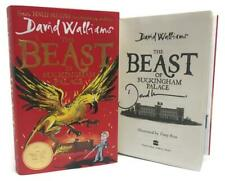 Signed Book - The Beast of Buckingham Palace by David Walliams First Edition 1st