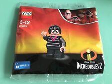 Edna Lego 30615 Disney Pixar Indestructibles 2 Exclusivité Micromania NEUF
