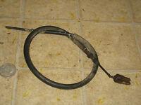 83 YAMAHA YT175 TRI-MOTO SHORT REAR BRAKE CABLE