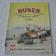 RUGER QUALITY FIREARMS 1988 GUN CATALOG