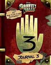 Gravity Falls: Journal 3  2nd edition by Alex Hirsch (Hardcover) .