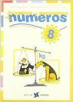 8.JUGAMOS Y PENSAMOS CON NUMEROS (3º-4º.PRIMARIA). ENVÍO URGENTE (ESPAÑA)