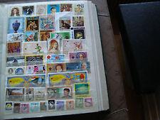 MOYEN-ORIENT - 45 timbres obliteres (tout etat) stamp