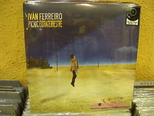 IVAN FERREIRO ' PICNIC EXTRATERRESTRE ' LP + CD MINT & SEALED 180 GRMS 2016