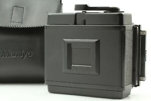 【EXC+5 w/Case】Mamiya RB67 Pro SD 120 Roll Film Holder HA701 for Pro S SD JAPAN