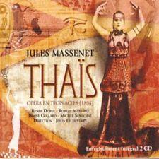 Massenet: Thais / Etcheverry, Doria, Collard, Louvay, Giannotti - CD