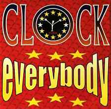"CLOCK - Everybody (12"") (VG/EX-)"
