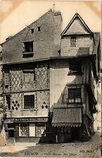 CPA  Saumur - Vieille Maison,Rue Dacier   (296911)