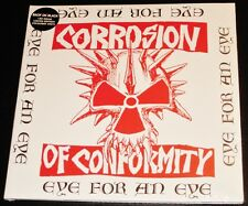 Corrosion Of Conformity: Eye For An Eye Limited 2 LP 180G Color Vinyl Record NEW
