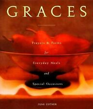 Graces: Prayers for Everyday Meals and Special Occasions by Cotner, June