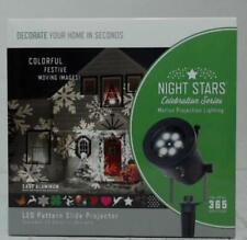 NEW Night Stars LL01-HC Celebration Series LED Slide Projector $79.99