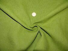 SABRINA WOMAN Stoff Stoffrest 100% Ramie 238g/qm grün 3,30 m x 1,40 m