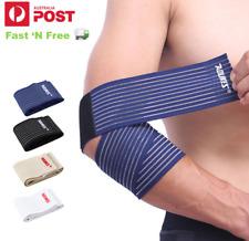 Knee Elbow Wrist Ankle Sports Support Brace Bandage Compression Wrap - AUS