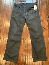 "Joe's Jeans Dark Gray ""The Classic Fit Jeremy"" Denim Jeans, Size 30"