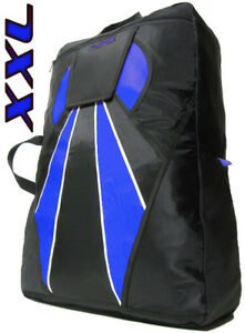 Skydiver Syndrome Gear Bag Backpack For Skydive Rig Parachute - Blue XXL S15