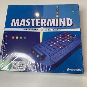Mastermind Game Codemaker vs Codebreaker 2008 Pressman Hasbro Family Game