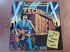 CHRIS ROHMANN-TECHNICOLOR DREAMS LP(OLD FANGLED)SIGNED