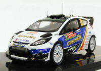 Ixo 1/43 Scale RAM571 - Ford Fiesta RS WRC - #12 Monte Carlo 2014