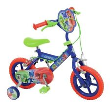 PJ Masks Kids 12 Inch Bike Colourful With Removable Stabilisers Age 3