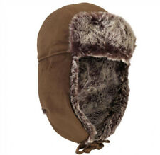 *BEST PRICE* TOUNDRA 500 HUNTING FUR HAT BROWN