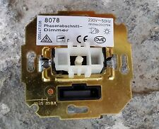 Kopp Ersatz Dimmer 20-275W f. Glühlampe o. elektronische Trafos Phasenabschnitt