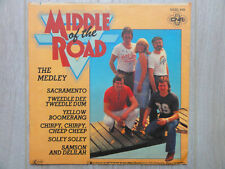 "(nur Cover) MIDDLE OF THE ROAD - Medley (7"" Single, Vinyl)"