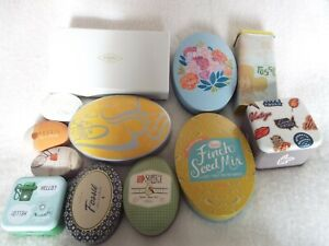 Fossil Tins & cardboard boxes for Watches Wallet Purses Jewellery Charms etc