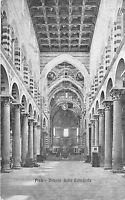 B63341 Pisa Interno della Cattedrale    italy