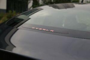 High Brake Light Patch for Tesla Model S Model 3 Model X Model Y