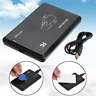 125Khz USB RFID Contactless Proximity Sensor Smart ID Card Reader EM4100 New