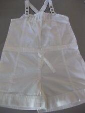 Short Sommershort mit Oberteil in Einem weiß Gr. 98 von MEXX, sehr schön