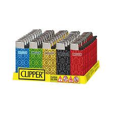 ★1 ACCENDINO CLIPPER GAS BP22 MICRO HYPNOTIC PAT LIGHTER PICCOLO NERO★
