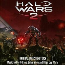 Gody Haab - Halo Wars 2  Original Game Soundtrack [CD]