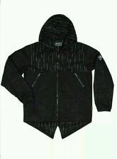 Official Brand Medium All Good southwick black parka $216 Sacramento California