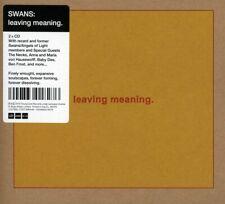 SWANS Leaving Meaning - 2CD - Digipak (2019)